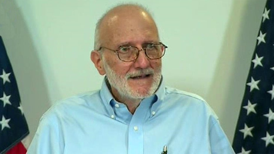 Alan Gross: Knowing I wasn't forgotten crucial to survival
