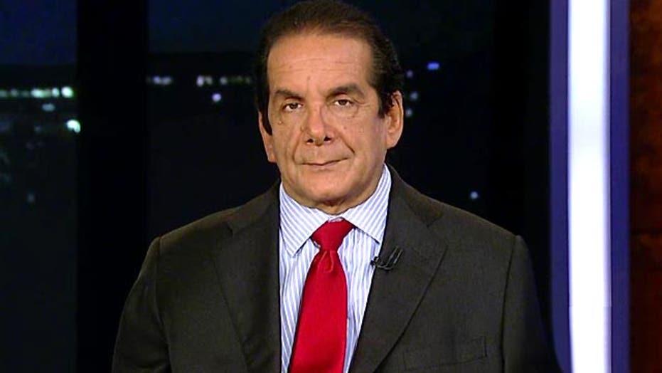 Krauthammer: US gave away bargaining chip