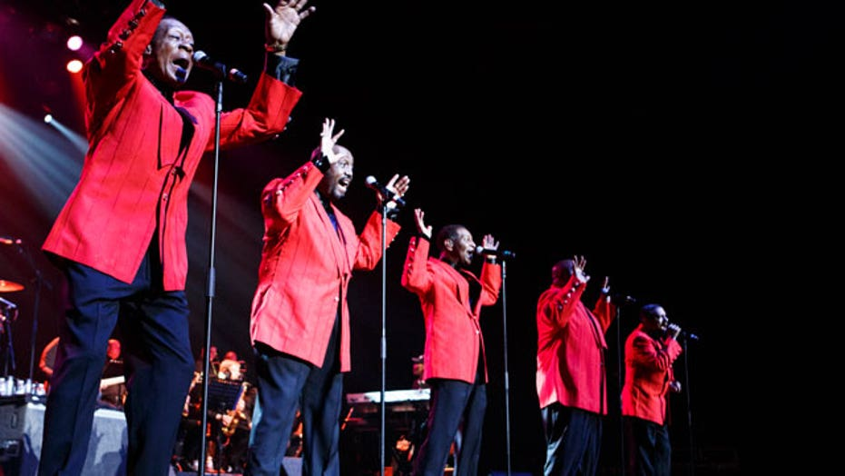 In the FOXlight: The Temptations and The Four Tops Hit Broadway