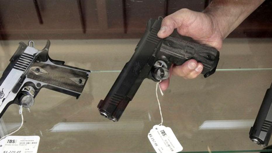 Gun sales surge in wake of Connecticut school shooting