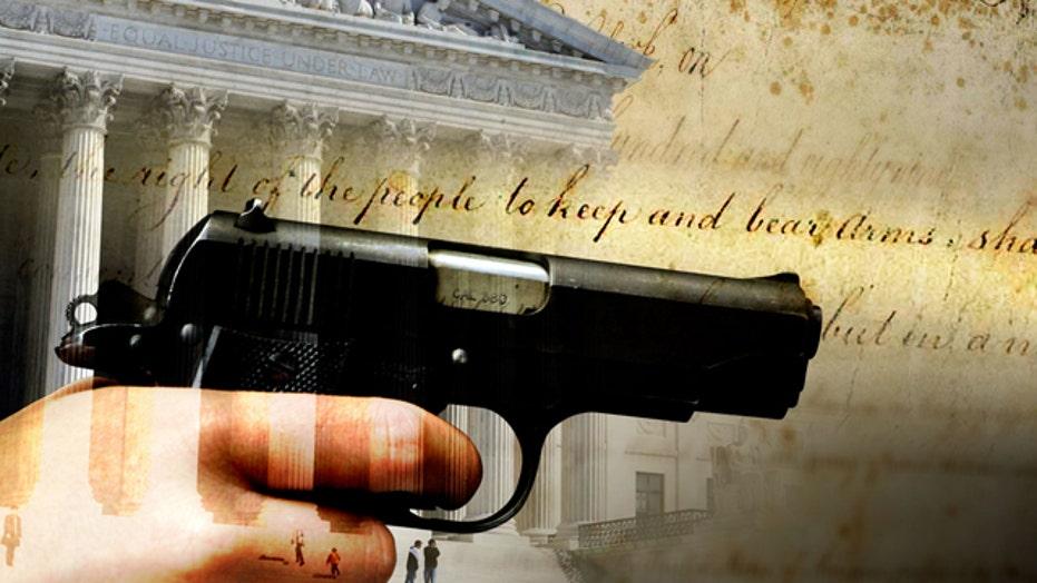 Media and the politics of gun control