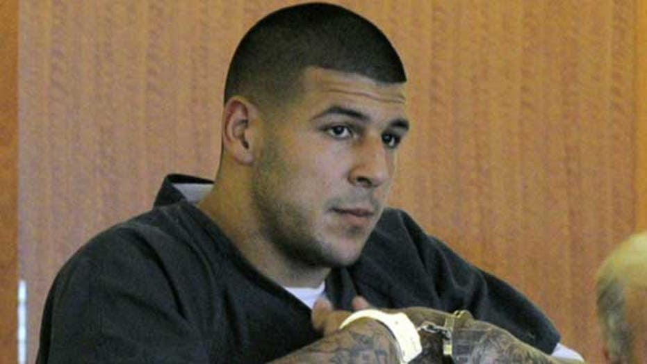 Victim's family files civil suit against Aaron Hernandez