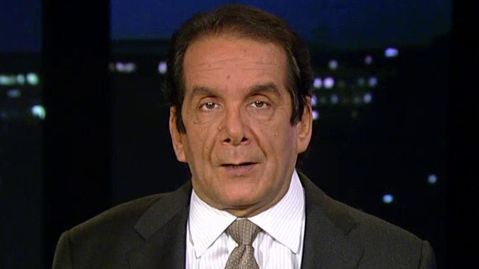 """Krauthammer: """"Sony made the wrong decision"""""""