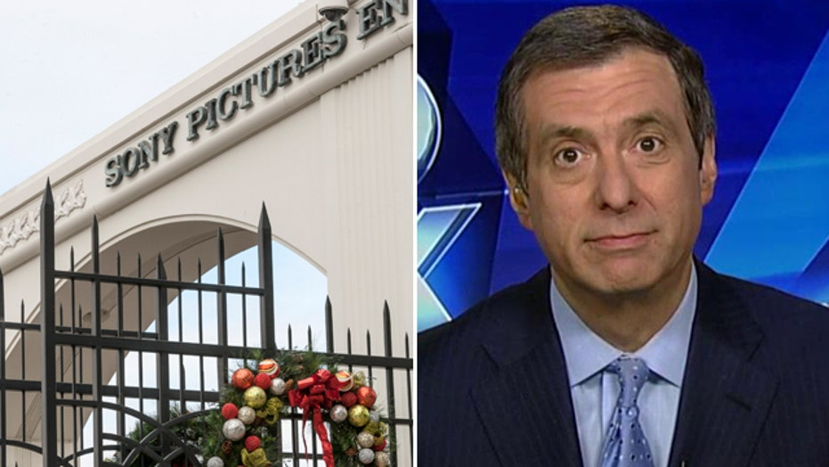 Kurtz on 'Special Report': Did Sony cave on free speech?