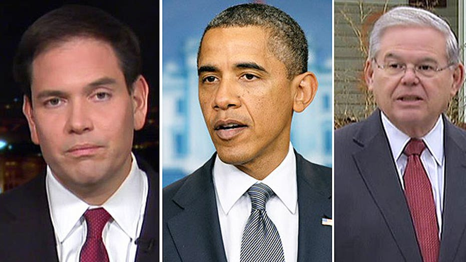 Obama's Cuban decision slammed by both parties