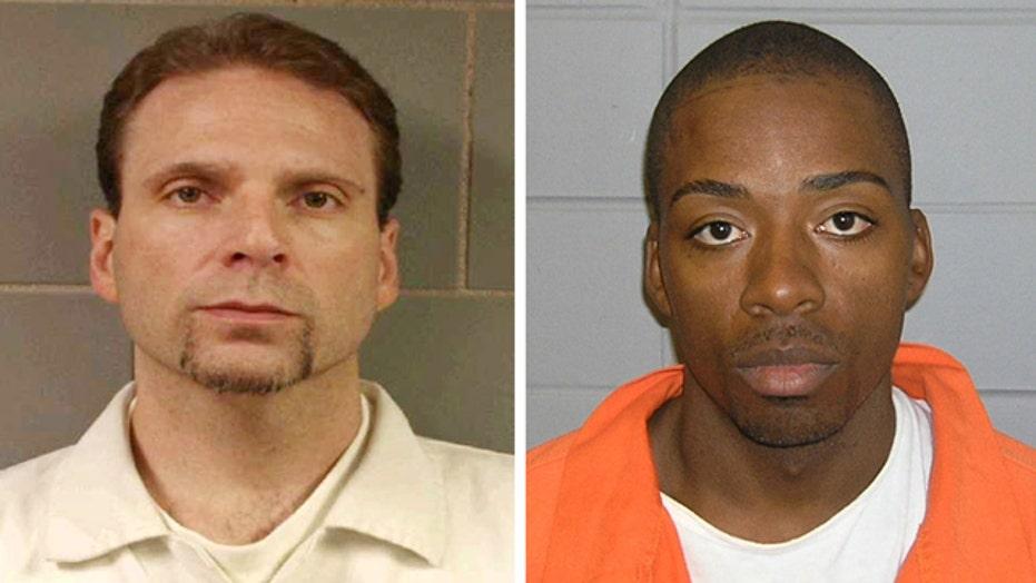 Daring prison escape leads to massive manhunt in Chicago