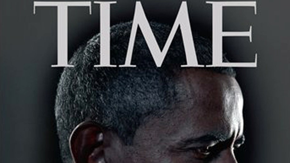 Obama is 'Person of the Year' again