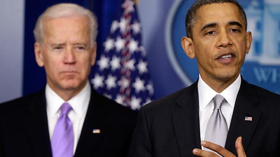 Obama assembles task force in response to CT shooting