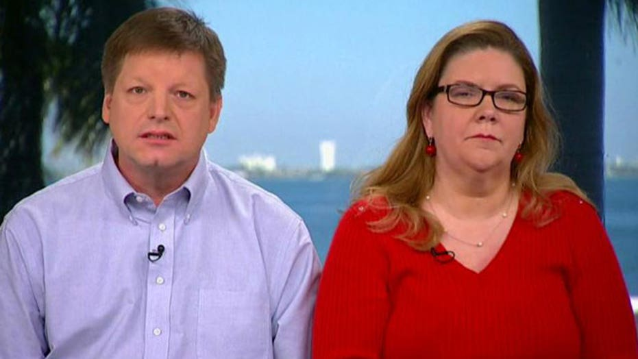 Parents of jailed vet in Mexico want more aggression from US