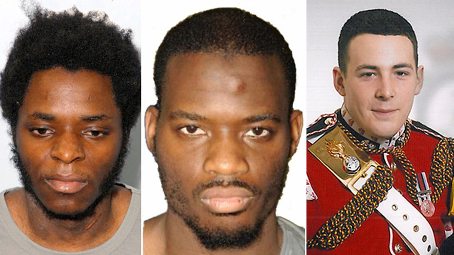 'Soldiers of Allah' convicted in murder of British soldier