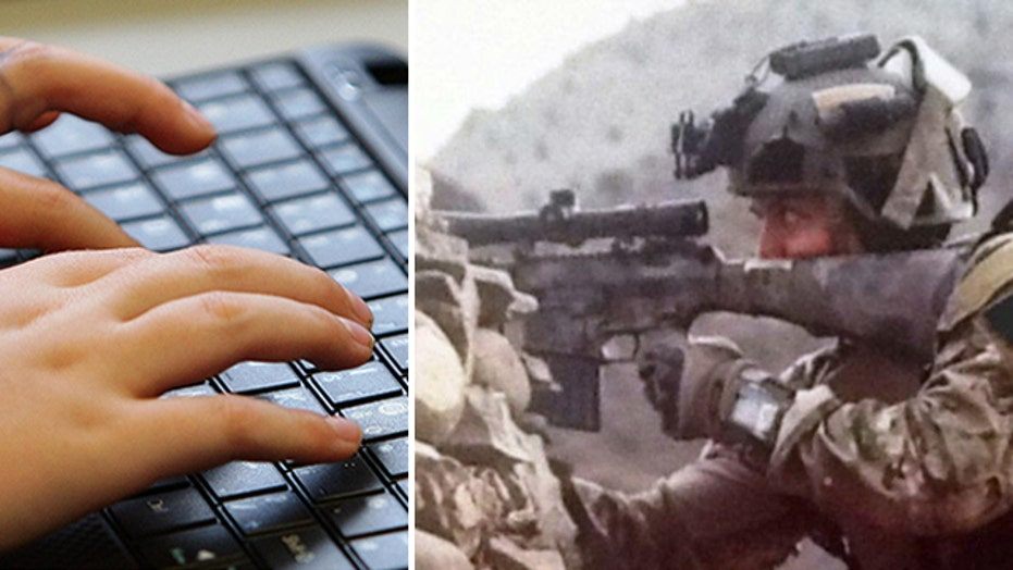 Wounded Warriors' new mission: Hunting down online predators