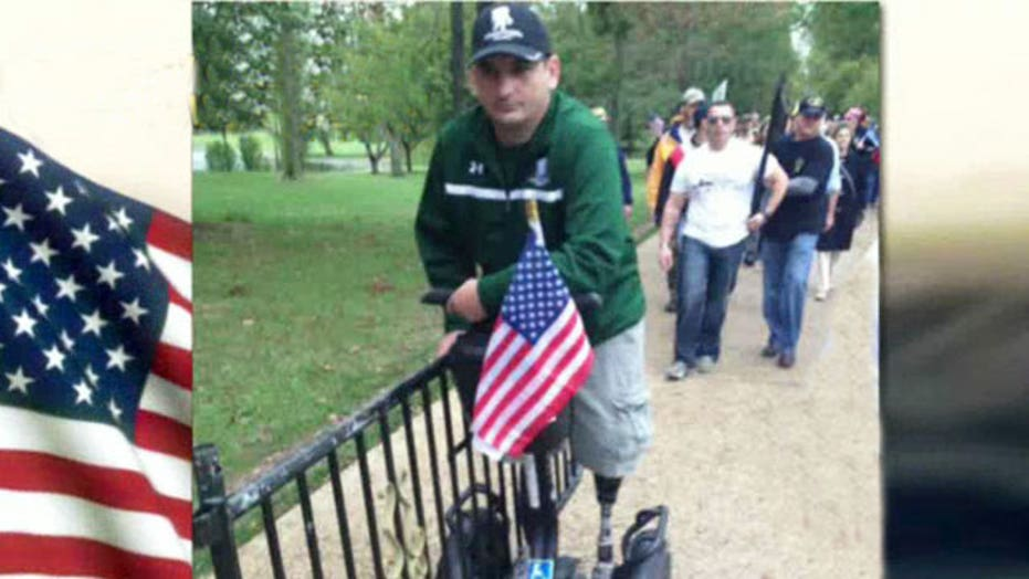 Veterans feeling 'betrayed' by gov't after budget deal blow