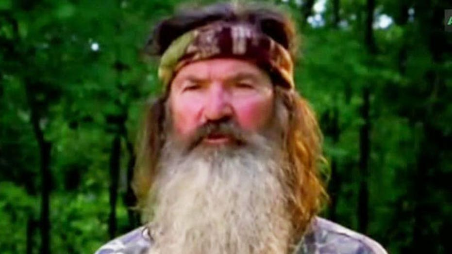Weighing media reaction to 'Duck Dynasty' controversy