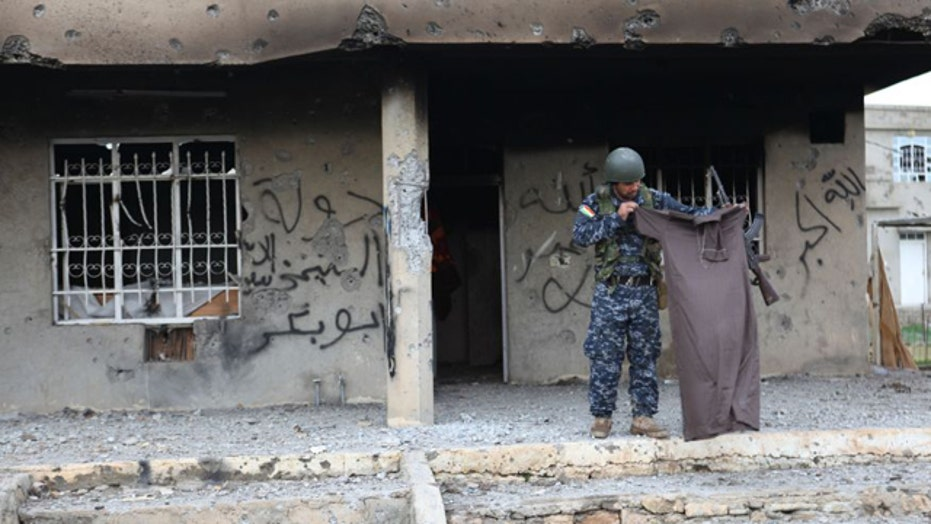 Pentagon: 'High-value' ISIS leaders killed in Iraq