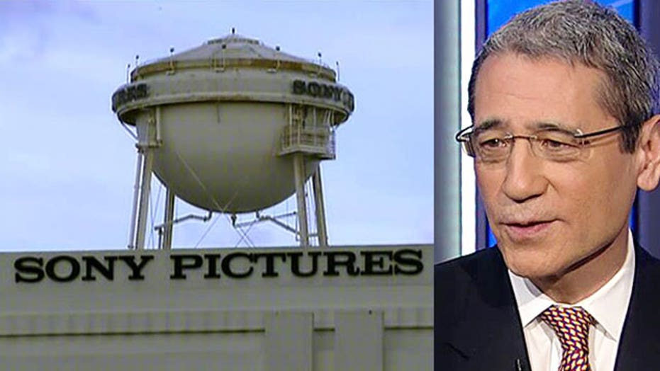 Gordon Chang: Attack on Sony an 'act of war'