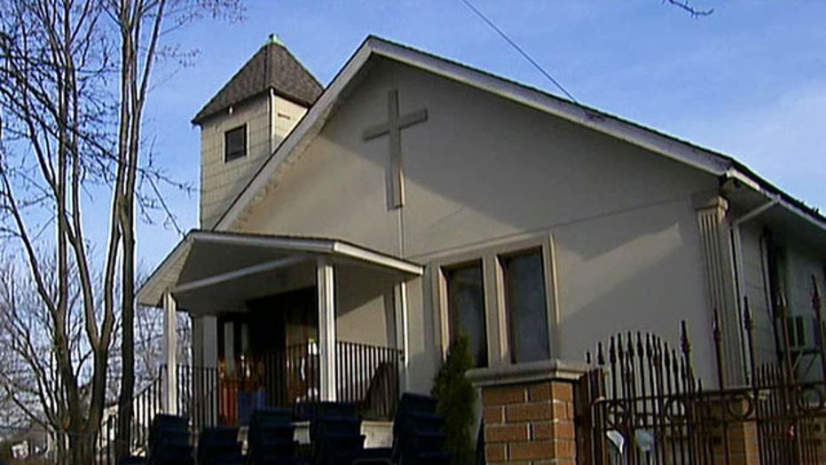 New York community rebuilding church in time for Christmas