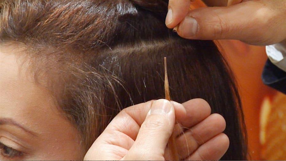 Diy Hair Extensions Three Easy Styles Fox News