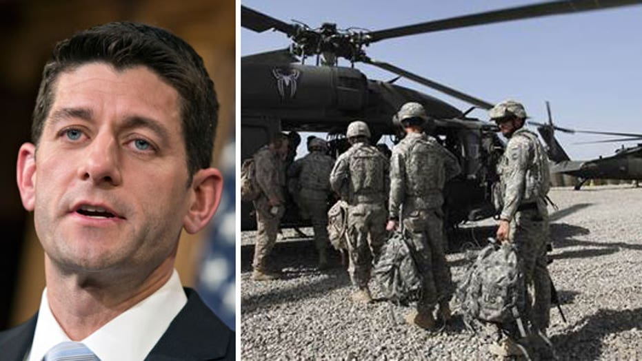 Vets paying the price for new budget deal?