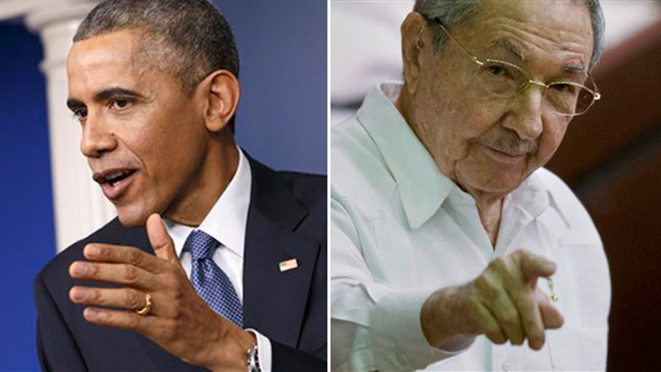 Critics question Obama's plan to restore relations with Cuba