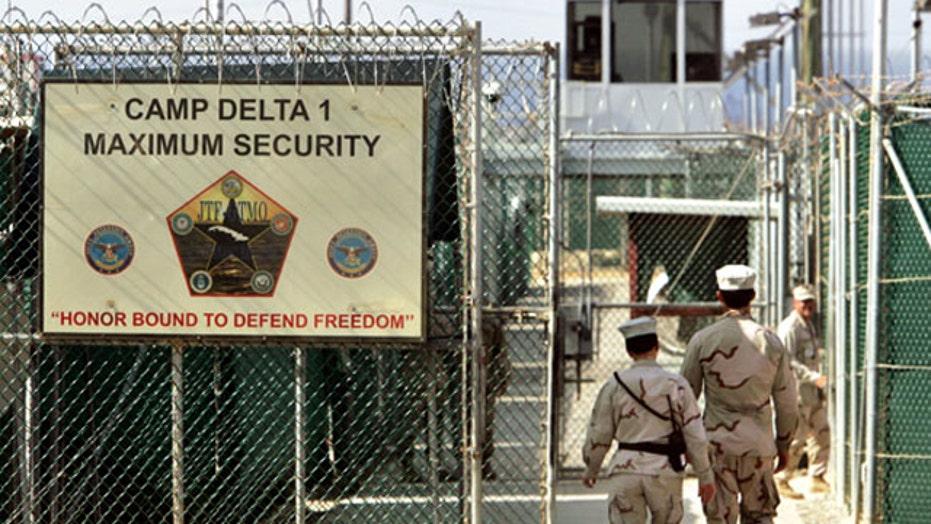 Four more prisoners transferred out of Gitmo