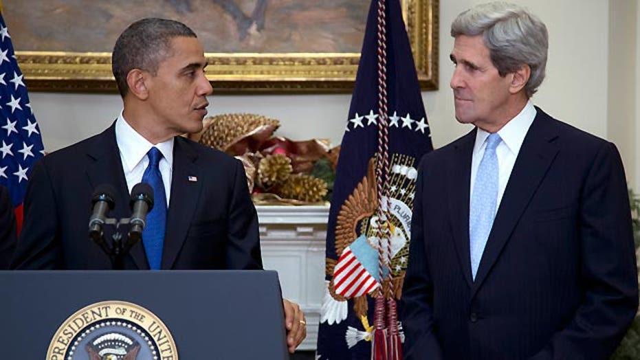 Obama give Sen. Kerry Cabinet nod amid Benghazi questions