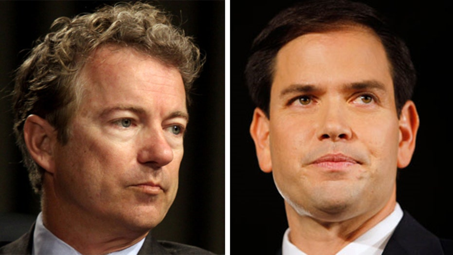 Paul-Rubio foreign policy rift a preview of 2016 GOP debate?