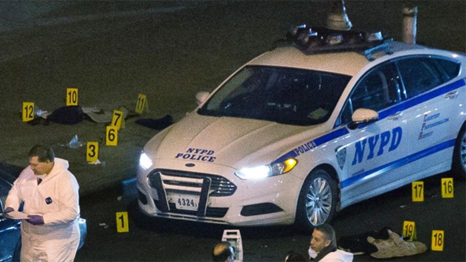 Law enforcement: Anti-cop dialogue is the problem
