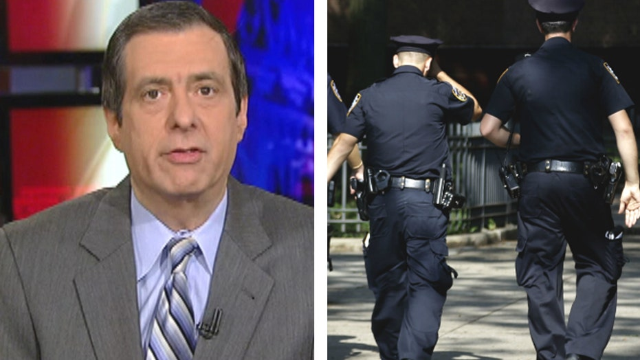 Kurtz: Stop the finger-pointing after tragic police deaths