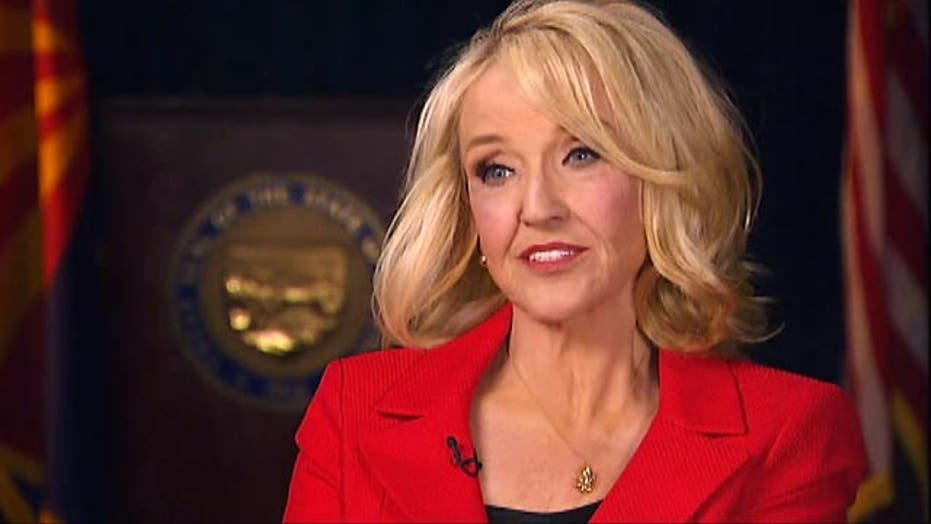 Gov. Brewer: Obama has been a 'very big disappointment'