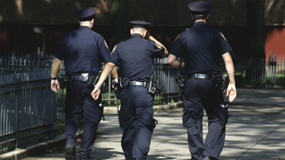 How police officers should proceed amid NYPD tension
