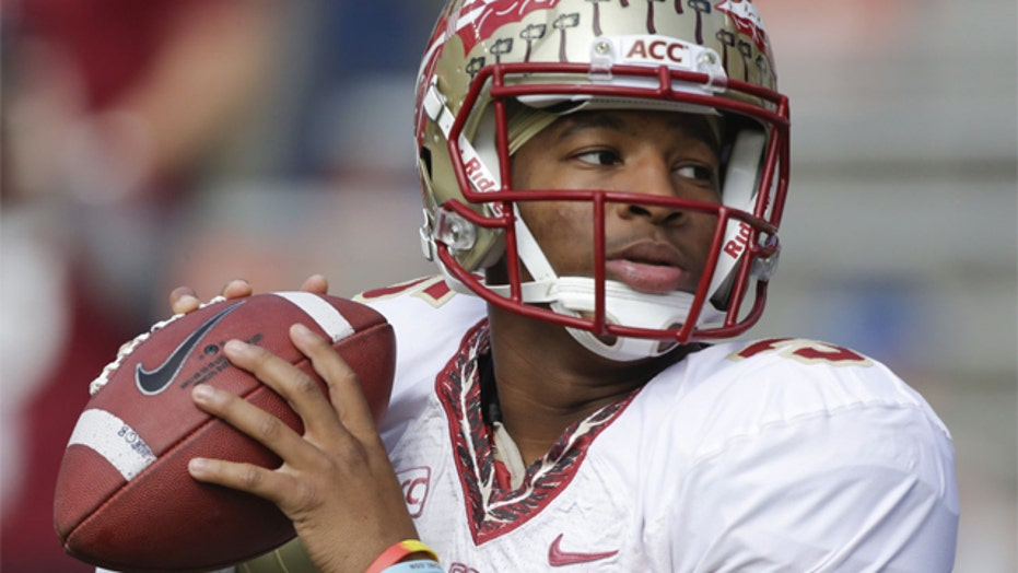 Jameis Winston says 'moaning' was consent at FSU hearing