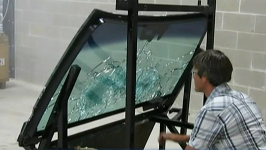 Could bulletproof glass have saved NYPD officers?   Fox News