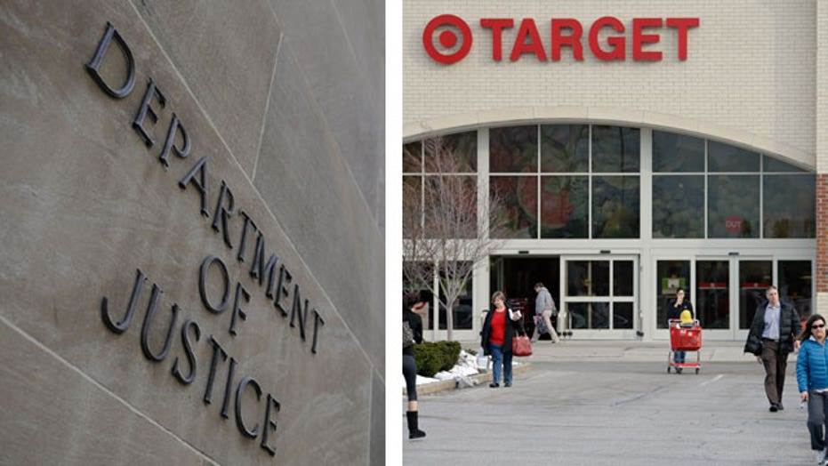 DOJ to investigate Target security breach