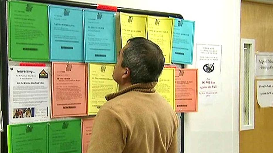 New fight over unemployment benefits