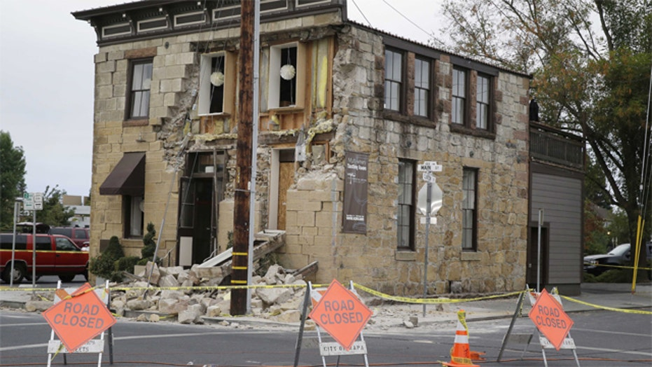 Revolutionary new earthquake warning system being developed