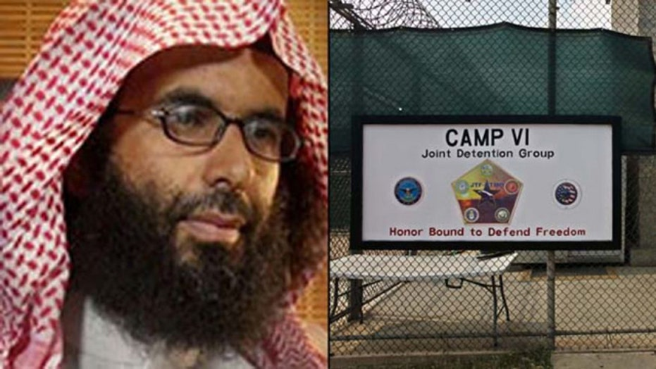 US gov't offering $5M reward for terrorist freed from Gitmo