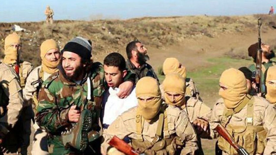 Jordan: ISIS shot down warplane, captured pilot