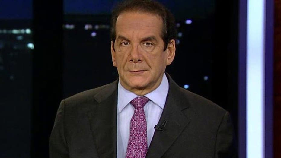 Krauthammer on Guantanamo Bay