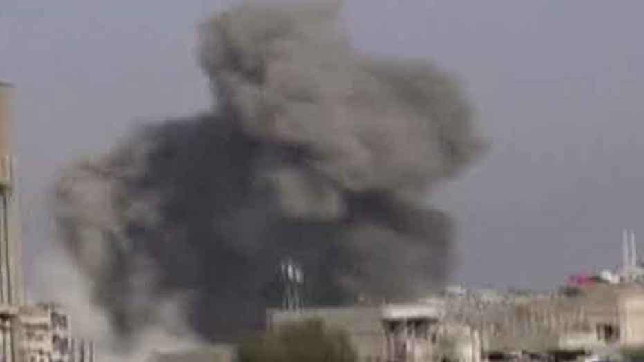 Homicide bomber attacks US military base in Afghanistan