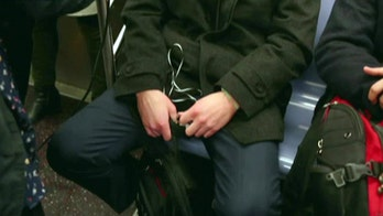 'Manspreading' bad manners or should subway riders relax?