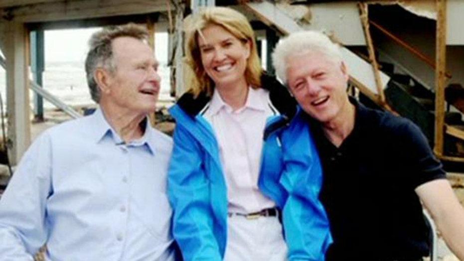Greta: My favorite moment with Pres. Bush 41