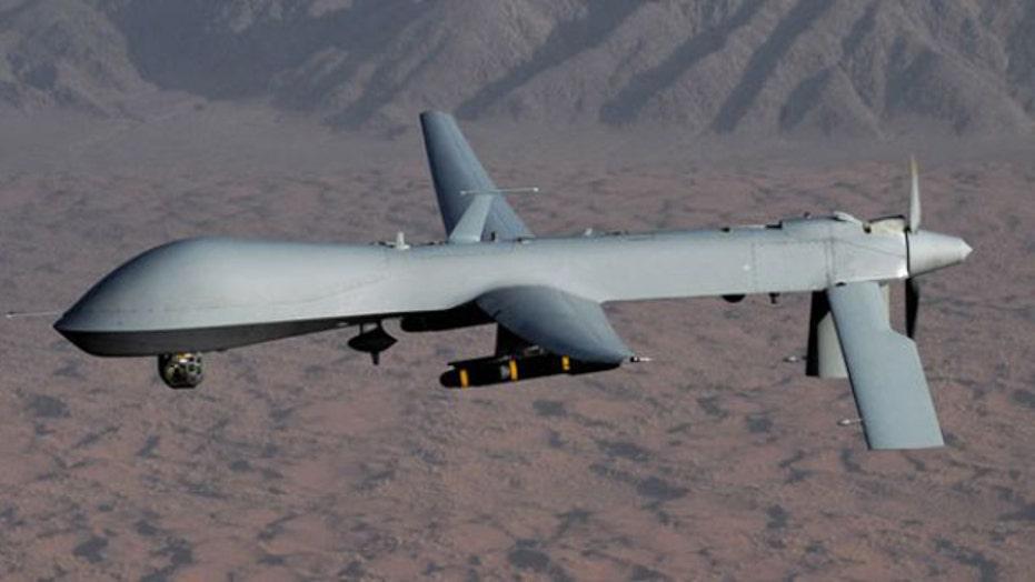 US drone strike kills at least seven Taliban militants