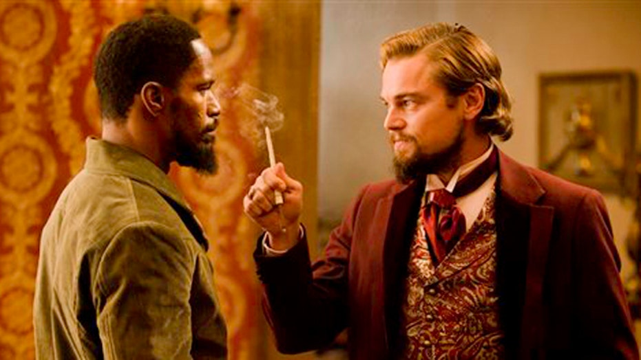 Freed slave seeks revenge in 'Django Unchained'