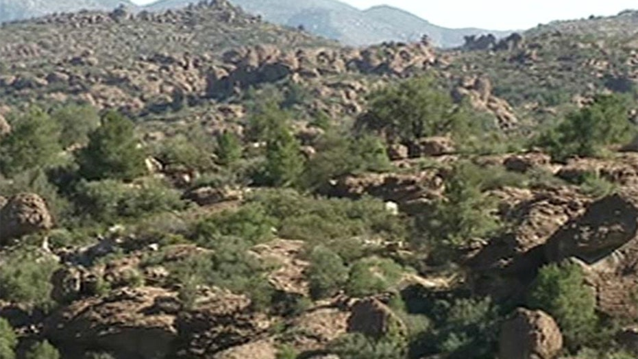Mining company battle over Native American sacred land