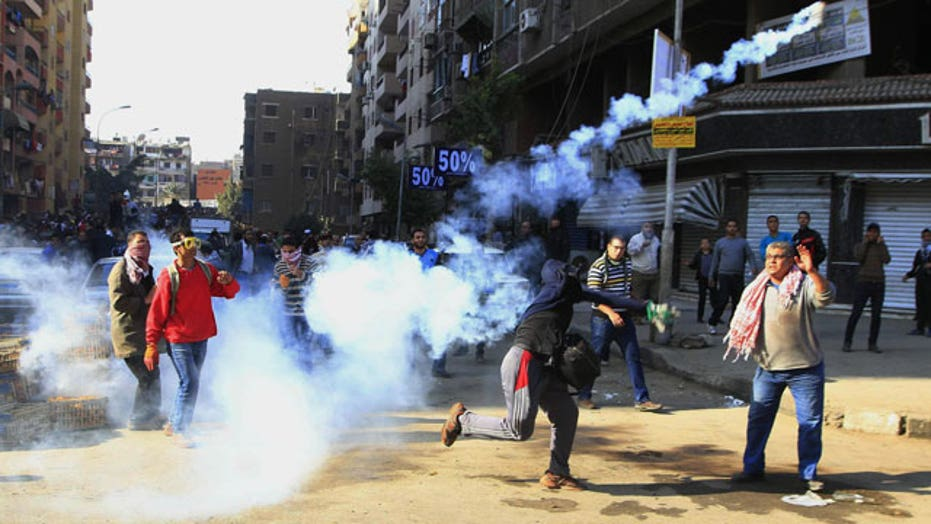 Muslim Brotherhood calls for widespread protests in Egypt