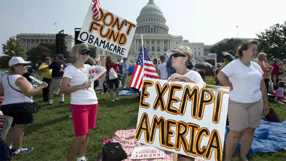 Will taxpayers bail out health care insurers in 2014?