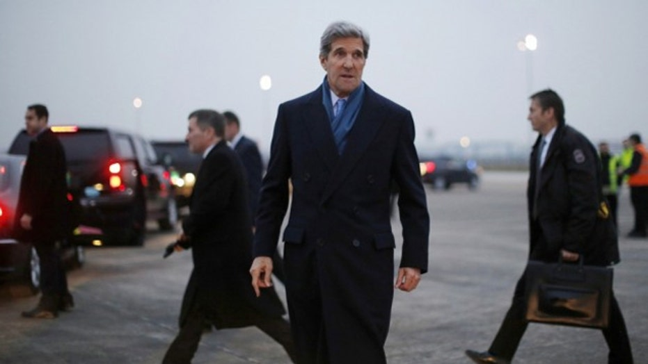 Secretary Kerry to return to Middle East