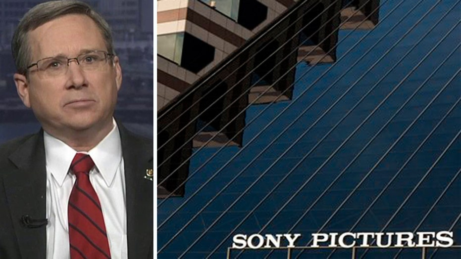 Sen. Mark Kirk on cyber security in wake of Sony hack