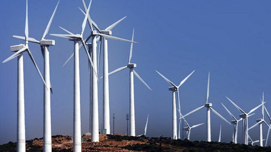 Big blow to wind power?