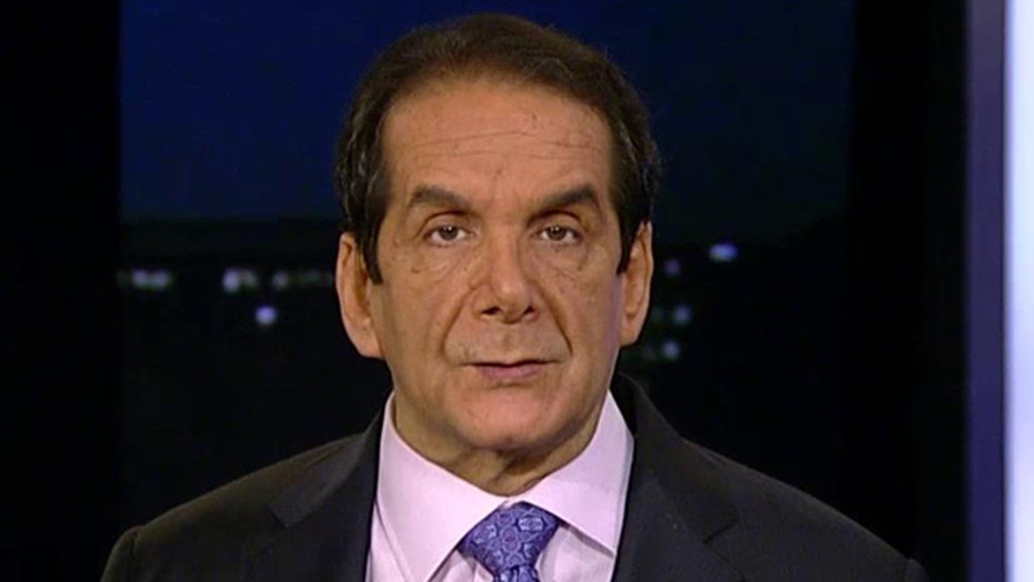 Krauthammer: 'Harry Reid is a living veto pan'